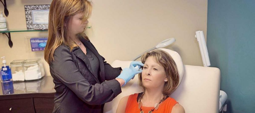 Dysport Therapy Helps Reduce Wrinkles Springfield Missouri