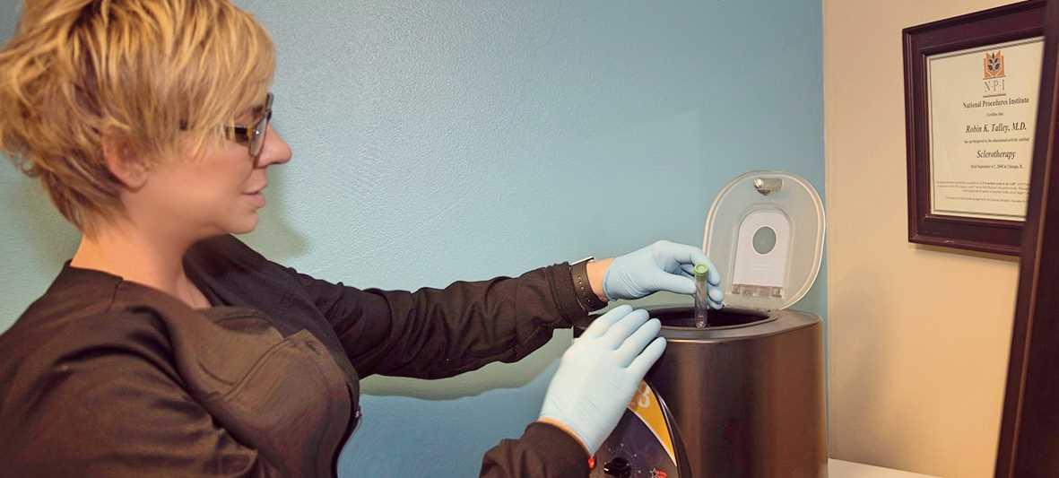 PRP Rejuvenation - Platelet Rich Plasma Springfield Missouri