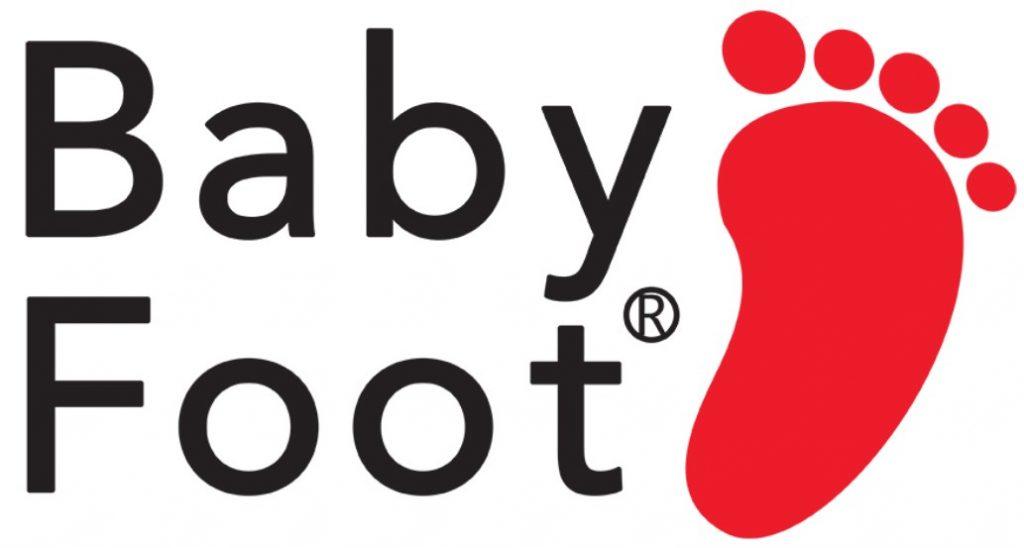 Baby Foot Logo - Skin Care Springfield MO