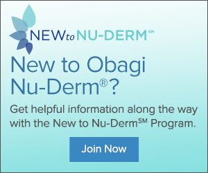Obagi New To Nu Derm - Skin Care Springfield MO