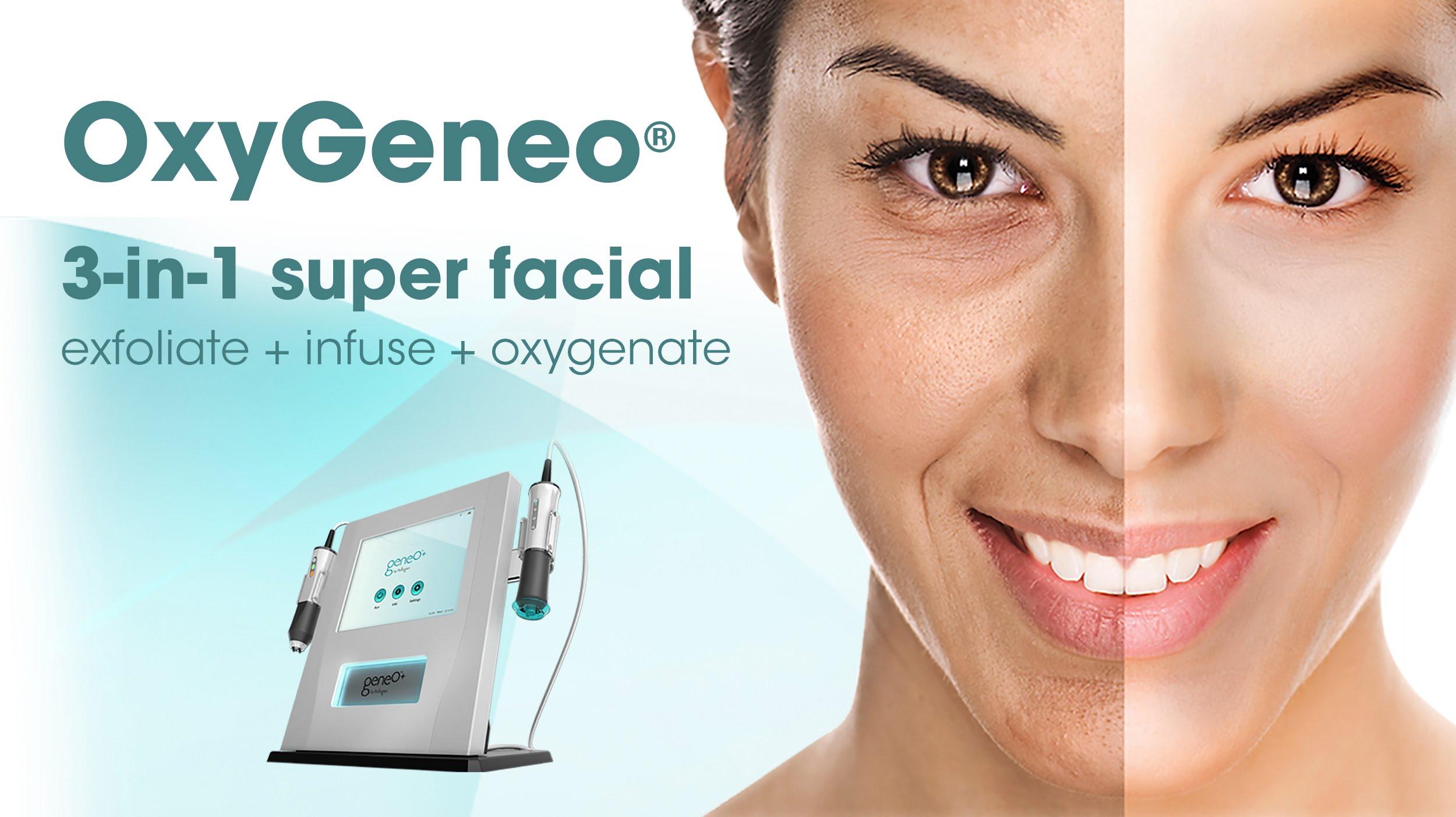 OxyGeneo Anti-Aging Facial in Springfield MO
