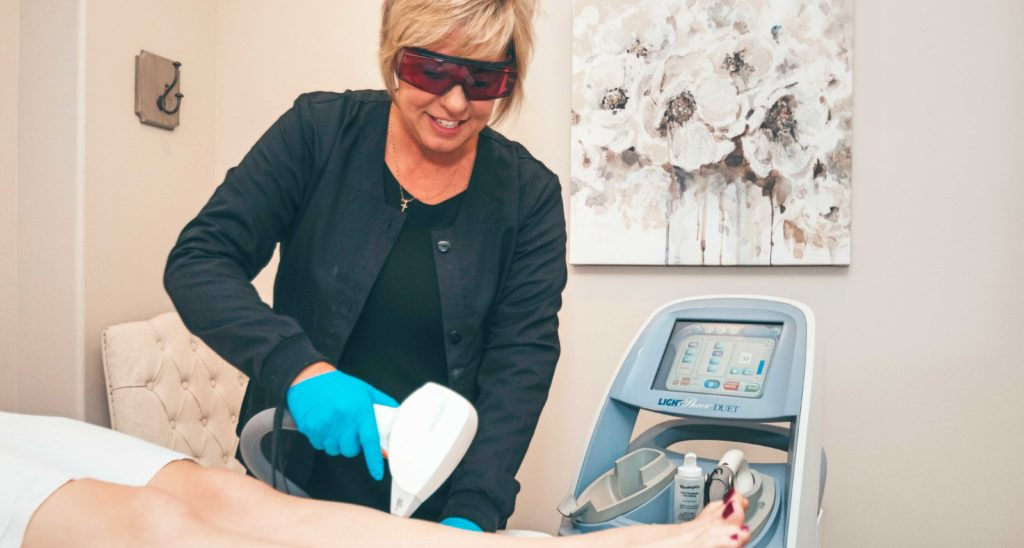 Laser Hair Removal vs IPL in Springfield Missouri